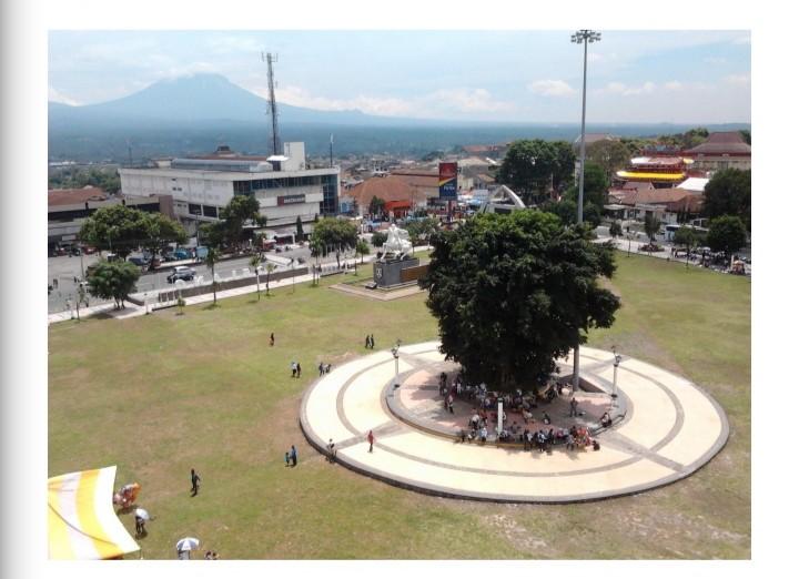 Morfologi Kota Magelang sebagai Tolok Ukur Perencanaan Tata Ruang Kota Magelang